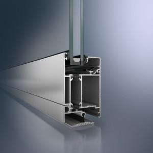 Profil din aluminiu pentru usa - Schüco ADS 65 HD - Sisteme de profile din aluminiu pentru usi