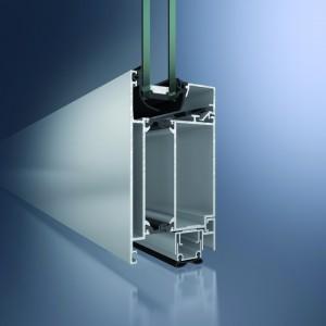 Profil din aluminiu pentru usa - Schüco ADS 70 HD - Sisteme de profile din aluminiu pentru usi