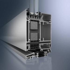 Profil din aluminiu pentru usa - Schüco ADS 90 PL.SI - Sisteme de profile din aluminiu pentru usi