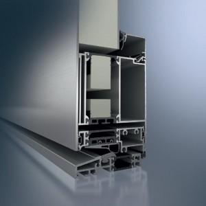 Profil din aluminiu pentru usa - Schüco ADS 90 SI - Sisteme de profile din aluminiu pentru usi
