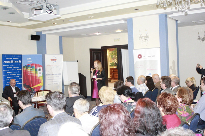"""Conferinta Nationala """"BUSINESS to more BUSINESS"""" ajunge la Sibiu in 26 mai 2016 - Conferinta Nationala"""