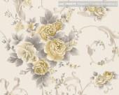 Tapet din vinil - 306474 - Tapet rezidential din vinil Romantica 3