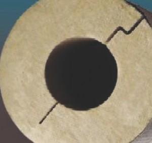 PIPO ALS - Cochilii izolatoare - Izolatii termice din vata bazaltica pentru instalatii
