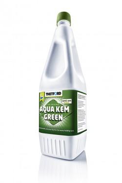 AQUA KEM GREEN - Dezinfectant pentru toaletele portabile - AQUA KEM GREEN - Dezinfectant pentru toaletele portabile