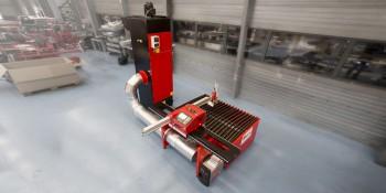 Sistem CNC portabil de taiere PNC-12 EXTREME - Echipamente CNC si portabile de taiere
