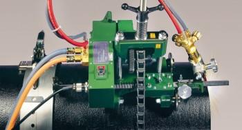 Aparat motorizat cu telecomanda pentru taierea cu oxigaz Auto Picle-S - Echipamente CNC si portabile de taiere