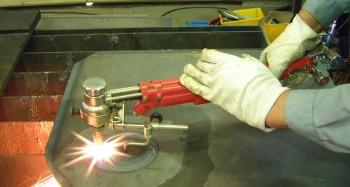 Aparat portabil manual de taiere cu oxigaz Handy Auto Plus - Echipamente CNC si portabile de taiere