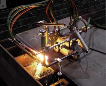 Aparat portabil de taiere cu oxigaz IK-93 Edge-Cut - Echipamente CNC si portabile de taiere