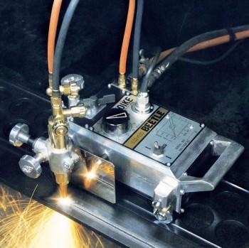 Aparat motorizat de taiere IK-12 Beetle - Echipamente CNC si portabile de taiere