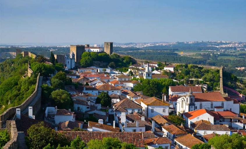 Óbidos - 10 orase medievale din Europa ce par desprinse din basme