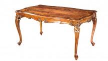 Masa cu blat integral din lemn - Mobilier Colectia Prestige