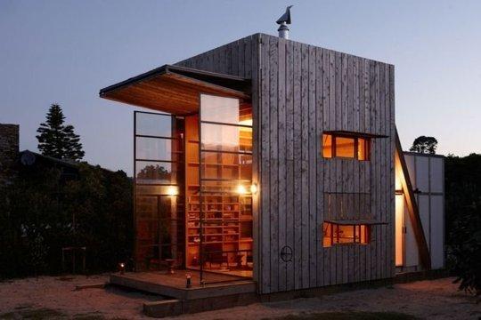 O casa pe plaja un spatiu compact cu tot ce ai nevoie - Locuinta construita pe