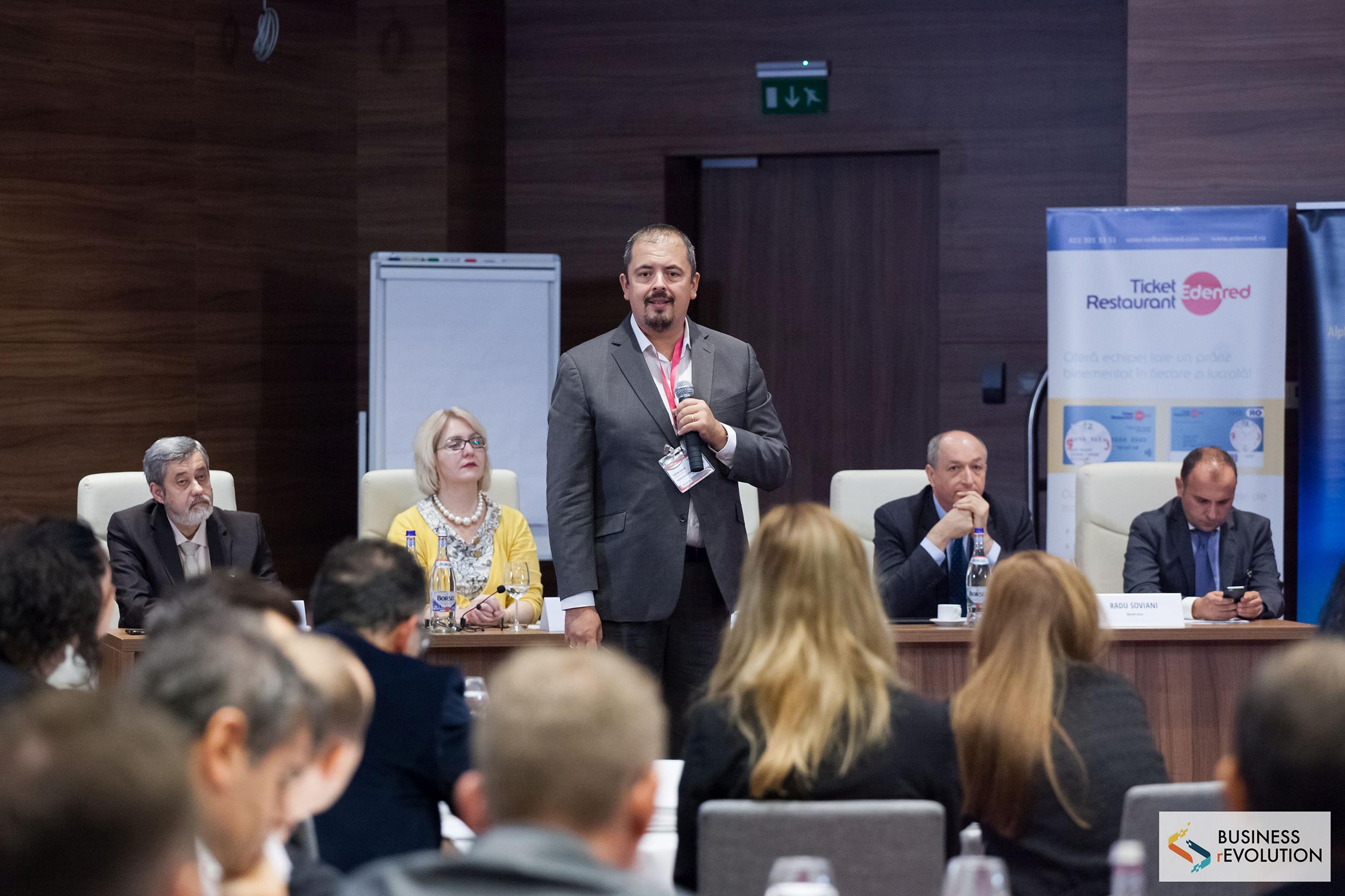 Tudor Galos - Tudor Galos Consulting - rEvoluția digitală agită apele și la Craiova
