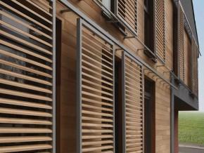 Umbrire cu brisesoleil-uri - Despre importanta umbririi din exterior a ferestrelor
