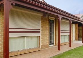 Umbrire cu rulouri exterioare - Despre importanta umbririi din exterior a ferestrelor