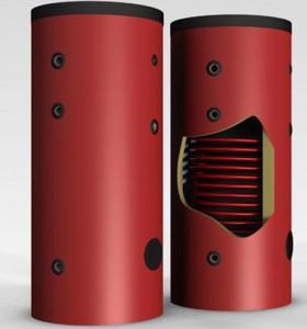 Boiler de sol cu o serpentina fixa VS/XS - Boilere