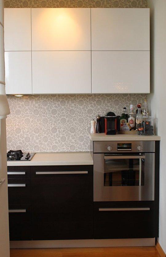 Idei inspirate intr-un apartament de 50mp din Zagreb - Apartament - bucatarie