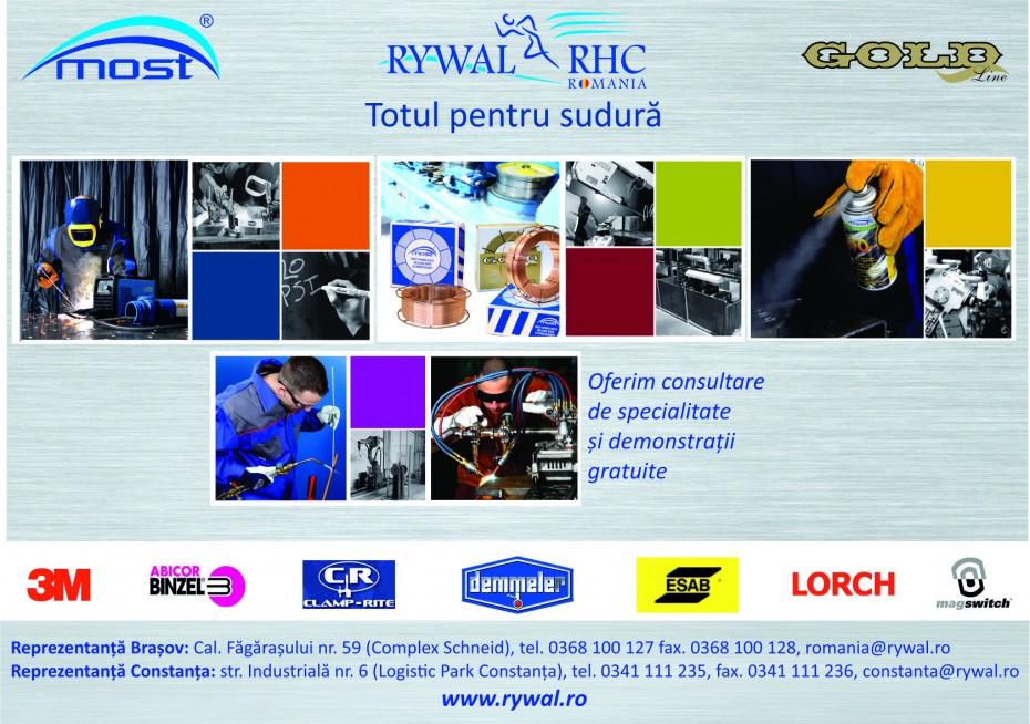 Rywal RHC Romania - Rywal RHC Romania