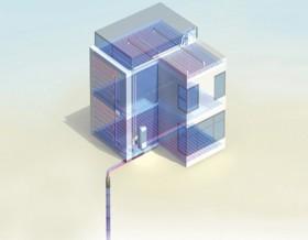 Montaj sisteme de Racire Pasiva - Geotermala - Montaj sisteme de Racire Pasiva - Geotermala