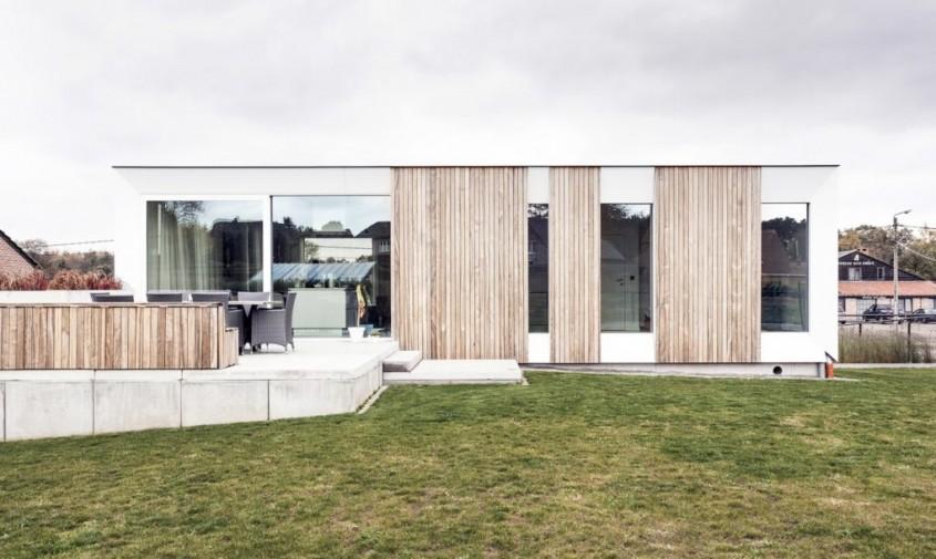 Casa Skilpod - Casa Skilpod se construieste intr-o zi si produce energia de care are nevoie