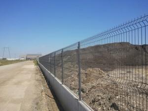 Strong Barrier - panou bordurat pentru gard Metallurgica Frigerio - Panouri bordurate pentru garduri