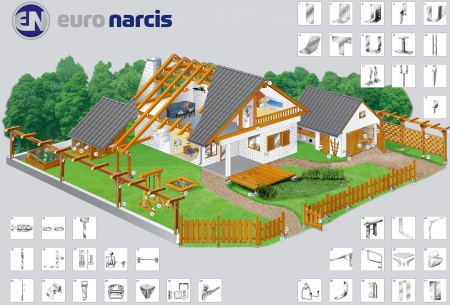 EuroNarcis - Prezentare firma