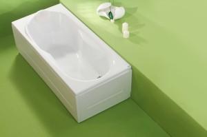 Cada dreapta - SMART - Cazi de baie drepte (rectangulare)