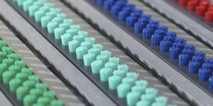 Covor dezinfectant pe profil de aluminiu - Presuri de intrare