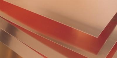 Tabla din cupru - Tabla plana din cupru si alama pentru invelitori