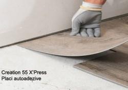 Placi autoadezive - Creation 55 X'Press - Pardoseli PVC pentru amenajari de lux
