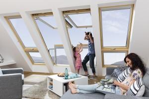 Ferestre balcon FGH-V Galeria - Ferestre de atic