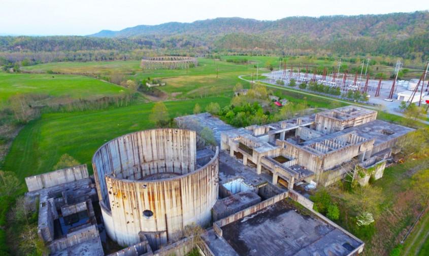 Veche Centrala Nucleara Phipps Bend - Cum poate o veche centrală nucleară să devină o fermă