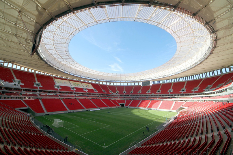 Estadio Nacional de Brasilia - Estadio Nacional de Brasilia