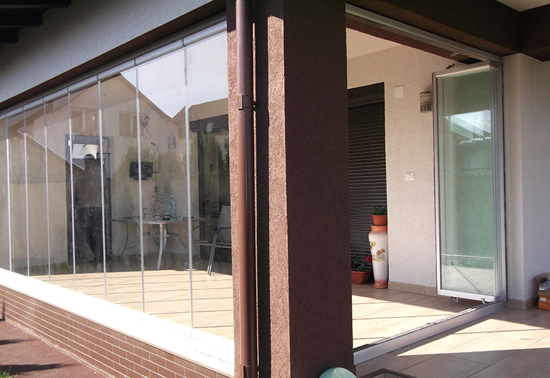 Inchideri terase si balcoane din sticla - Inchideri terase si balcoane pereti si compartimentari interioare din