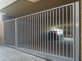 Barrote - Poarta batanta auto - Porti de acces