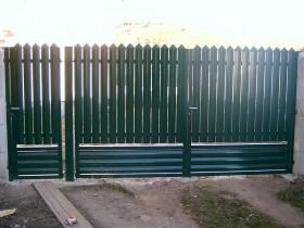 Pico Pato - Poarta batanta auto - Porti de acces