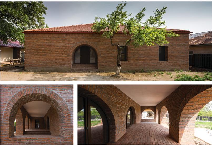 "O casa la tara - Proiectul ""O casa la tara"" premiat in cadrul Anualei de Arhitectura"