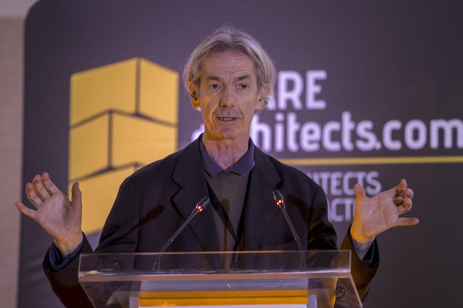 Renato Rizzi - Arhitectura, astăzi. O conversație cu Renato Rizzi în cadrul SHARE Forum Bucharest 2017