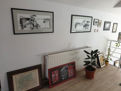 Diverse tablouri inramate de INTACT - Lucrari realizate de INTACT
