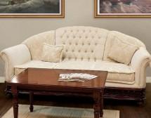 Canapea cu 2 sau 3 Locuri Venetia Lux - Mobila pentru hol lemn masiv Venetia Lux