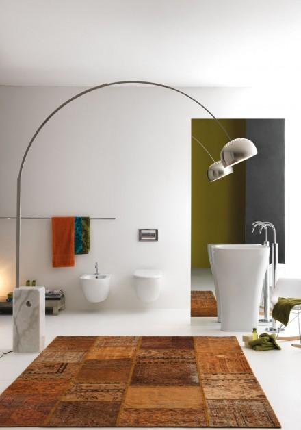 Obiecte sanitare KERASAN colectia Aquatech - Obiecte sanitare seturi