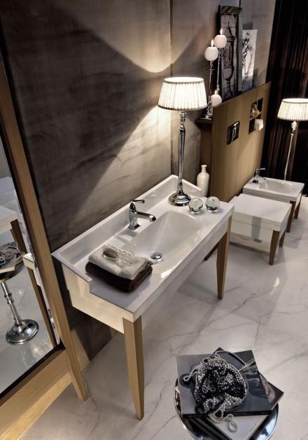Obiecte sanitare KERASAN colectia Bentley  - Obiecte sanitare seturi