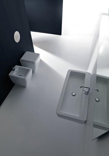 Obiecte sanitare KERASAN colectia Ego - Obiecte sanitare seturi