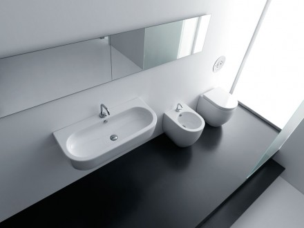 Obiecte sanitare KERASAN colectia Flo - Obiecte sanitare seturi