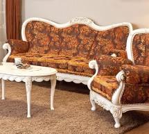 Canapea 3 locuri Flora - Mobila pentru hol Flora