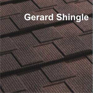 4. Gerard Shingle - Modele tigla metalica