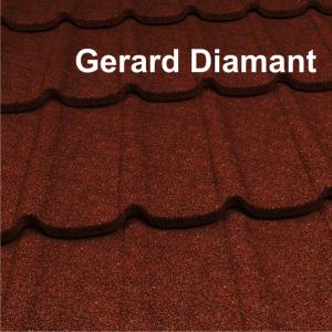 6. Gerard Diamant - Modele tigla metalica