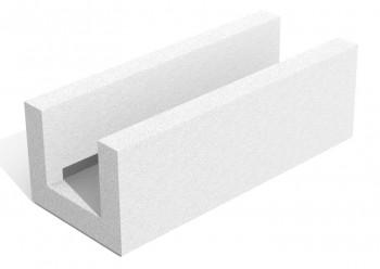 Bloc U - Sistem de zidarie confinata din BCA Macon pentru constructii rezidentiale, publice si industriale
