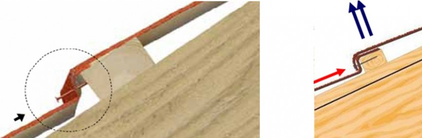 Avantajele ţiglei metalice cu piatră naturală faţă de tabla zincată - Avantajele ţiglei metalice cu piatră