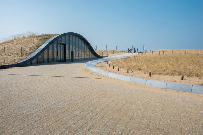 Bart Dijk de la OKRA landschapsarchitecten va vorbi despre Katwijk Coastal Defence la Forumul SHARE Bucuresti